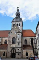Eglise Notre-Dame - Français:   Gray - Basilique Notre-Dame