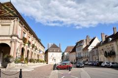 Hôtel de ville - Français:   Gray - hôtel de ville