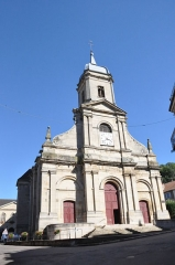 Eglise - Français:   Église Saint-Pierre de Jussey