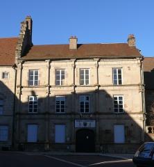 Maison du 16e siècle, dite Hôtel Pusel ou hôtel Ferrier du Châtelet - English: Hôtel Pusel ou hôtel Ferrier du Châtelet, Luxeuil-les-Bains, Haute-Saône