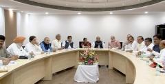 Maison du 15e siècle - English: Bharatiya Janata Party election campaign meet on 1 August 2013 in Delhi