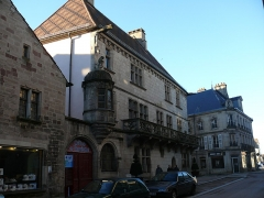 Maison dite du Cardinal Jouffroy - English:
