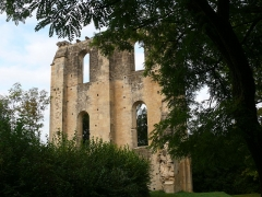 Ancienne abbaye de Cherlieu - Français:   Abbaye de Cherlieu (Classé)