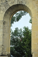 Ancienne abbaye de Cherlieu - Abbaye de Cherlieu (Classé)