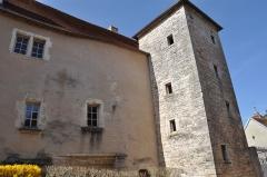 Château Rouillaud - Français:   Château Rouillaud,  (Inscrit, 1977) (Pesmes, Haute-Saône)