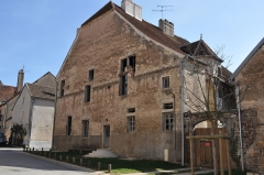 Maison - Français:   Maison, rue Granvelle,  (Inscrit, 1934)