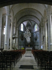 Eglise - English:   Saint-Etienne\'s church of Port-sur-Saône (Haute-Saône, Franche-Comté, France).