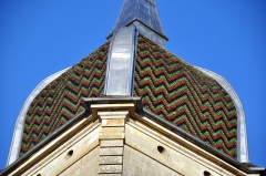 Eglise Saint-Martin - Français:   Église Saint-Martin de Scey-sur-Saône