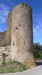 Château - Bouilhonac château