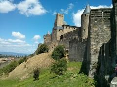 Cité de Carcassonnne - English: Castle of Carcassonne