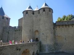 Cité de Carcassonne - Català: Ciutadella