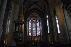 Eglise Saint-Nazaire - Español: Basílica de Saint Nazaire en Carcasona, Francia