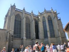 Eglise Saint-Nazaire - Català: Església Saint-Nazaire