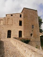 Château de Cascastel - Français:   Château de Cascastel
