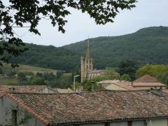 Eglise Saint-Pierre - English: Church in Chalabre (Aude)