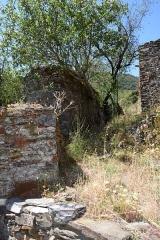 Ruines du château - Château de Citou