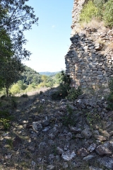 Ancien château - Château de Clermont-sur-Lauquet