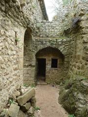 Ruines du château de Peyrepertuse - Chateau Cathare