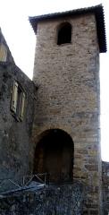Château de Durban - Français:   Chateau de Durban-Corbières (Aude)