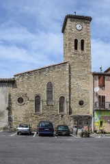 Eglise Saint-Michel - English:   Saint Michael church in Espéraza, Aude, France