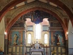 Eglise Saint-Michel - Français:   Espéraza - Église Saint-Michel - Chœur -1