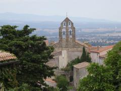 Eglise paroissiale Saint-Jean-Baptiste - English: Mireval Lauragais