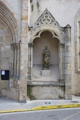Eglise paroissiale Saint-Martin - Français:   Église Saint-Martin de Limoux