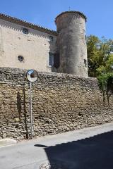 Château - Français:   Château de Malves-en-Minervois