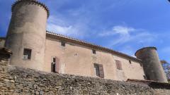 Château - Français:   Château deMalves-Minervois