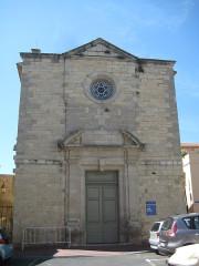 Chapelle des Pénitents-Bleus - Français:   Chappelle des pénitents bleus, Narbonne