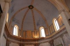 Chapelle des Pénitents-Bleus - Català: Capella dels Penitents Blaus de Narbona - volta de l'absis