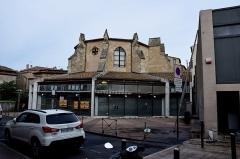 Ancienne église des Jacobins - Français:   Église des Jacobins, Narbonne