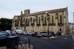Ancienne église Notre-Dame du Bourg de Lamourgnié - Église Notre-Dame de Lamourguier, Narbonne