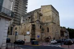 Eglise Saint-Paul - Français:   Basilique Saint-Paul de Narbonne