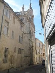 Eglise Saint-Sébastien - Français:   Eglise Saint Sébastien de Narbonne