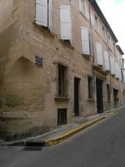 Ancien hôtel Benavent - Français:   Hôtel Benavent à Narbonne