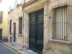 Ancien hôtel Benavent - Français:   Hôtel bénavent, Narbonne