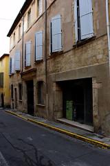 Ancien hôtel Benavent - Français:   Hôtel Benavent, Narbonne