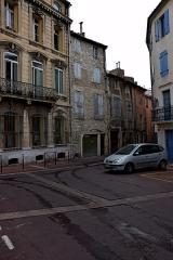 Maison - Français:   Maison, 6 rue Cassaignol, Narbonne