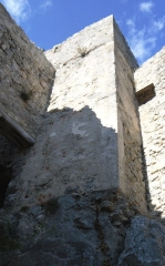 Ruines du château - Château de Puilaurens