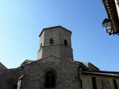 Eglise de l'Assomption - Français:   Extérieur de l\'église Notre-Dame-de-l\'Assomption de Rieux-Minervois (11).