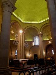 Eglise de l'Assomption - Intérieur de l'église Notre-Dame-de-l'Assomption de Rieux-Minervois (11).