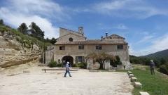 Ancienne abbaye Saint-Hilaire -  Abbaye de Saint-Hilaire (Ménerbes)