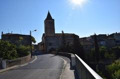 Eglise - Français:   Église Saint-Laurent de Saint-Laurent-de-la-Cabrerisse
