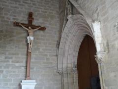 Eglise - English: Saint Martin-Lalande Eglise St Martin