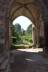Abbaye de Villelongue (restes de l'ancienne) - Abbaye Sainte-Marie de Villelongue