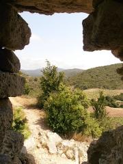 Ruines du Fort d'Aguilar - Château d'Aguilar