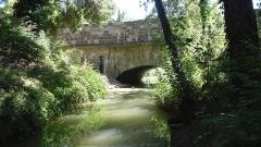 Canal du Midi : Aqueduc du Répudre - Français:   Aqueduc du Répudre sur le Canal du Midi à Ventenac-en-Minervois