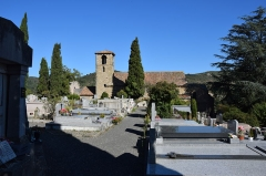 Eglise Saint-Etienne - Église Saint-Étienne de Villerouge-Termenès
