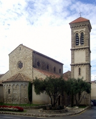 Eglise Saint-Martin - Français:   L\'église Saint-Martin à Vinassan